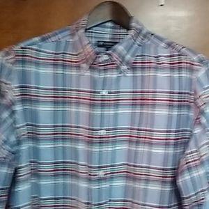 Cremieux button down shirt